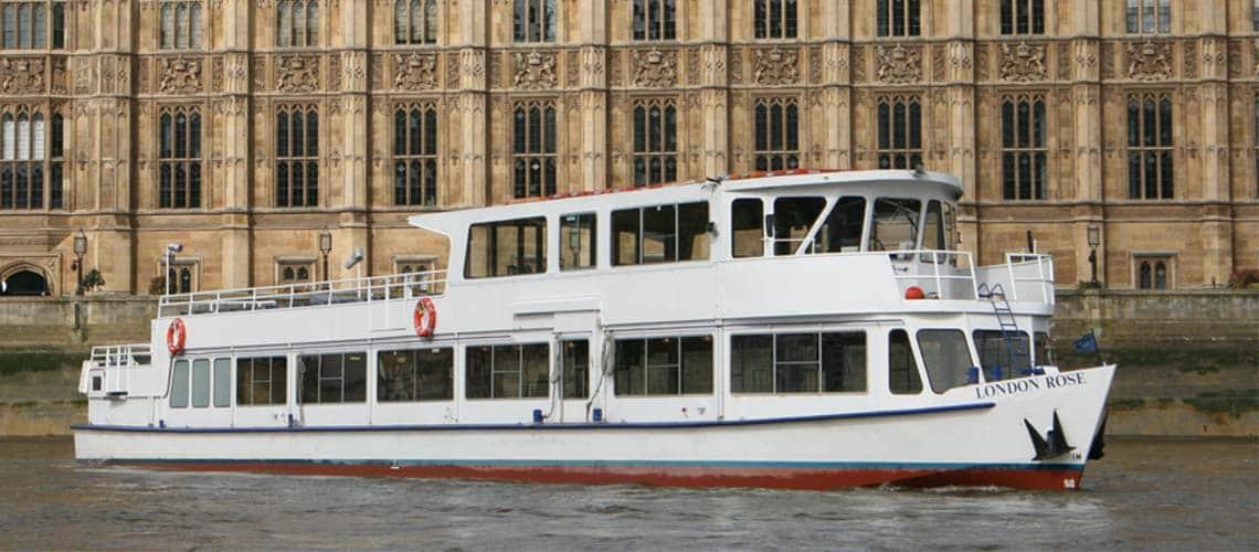 M.V London Rose | Viscount Cruises